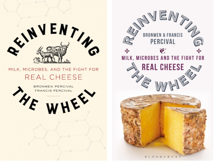 The US and UK editions of Reinventing the Wheel